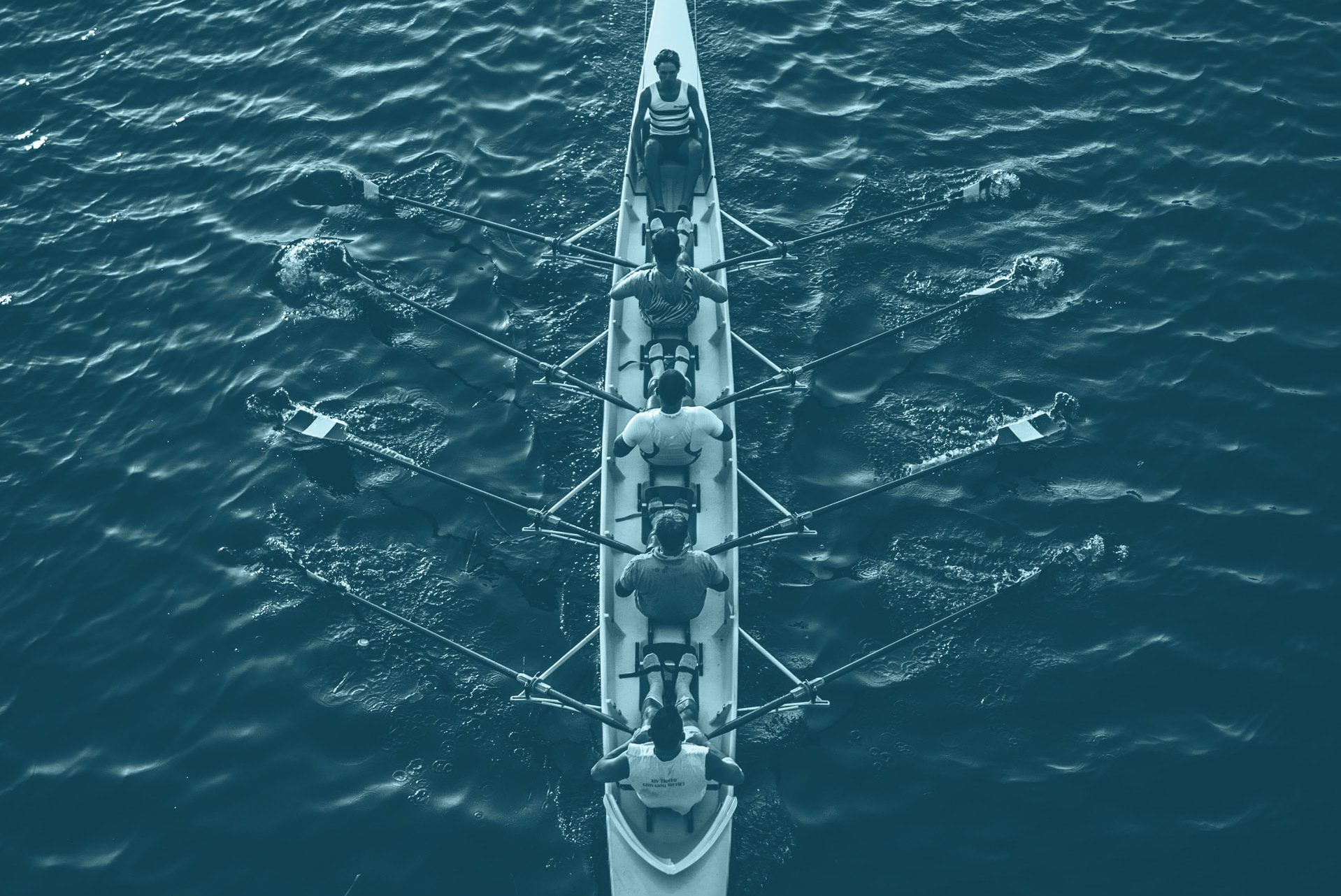 Symbolbild Führung von Teams